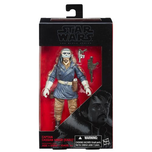 Star Wars The Black Series Captain Cassian Andor